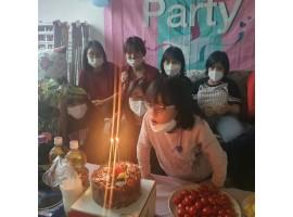 임소연, 전주은 이용인의 생일을 진심으로 축하합니다~
